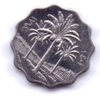 IRAQ 1981: 5 Fils, KM 125a - Iraq