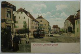 Gruss Aus DORNACH-BRUGG Boucherie GASSER Restaurant CHERNO - Unclassified