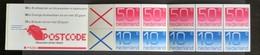 Nederland/Netherlands - Postzegelboekje Nr. PB28a Gedecentreerd Gesneden - Libretti