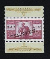 """2003 ITALIA REPUBBLICA """"MOSTRA MONTECITORIO / LA REPUBBLICA ITALIANA"""" SINGOLO DA LIBRETTO MNH - 2001-10:  Nuovi"""