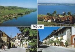 Môtier Et Le Vully - NE Neuchâtel
