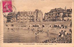 14-VILLERS SUR MER-N°T1201-H/0057 - Villers Sur Mer