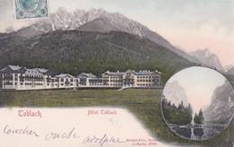 4812-83 Toblach, Hotel Toblach - Italien