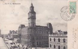 4812- 97 Melbourne G.P.O. 1910 - Melbourne
