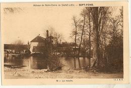 03 - SEPT-FONS - Abbaye De Notre-Dame De SAINT-LIEU - Le Moulin  272 - Frankreich