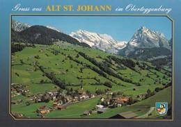 Alt. St. Johann Im Obertoggenburg - SG St. Gall