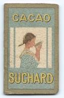 Petit Carnet Almanach CHOCOLAT SUCHARD 1910 - Calendrier - Suchard
