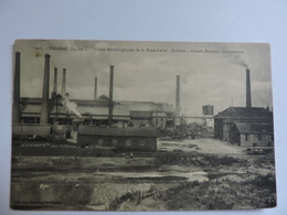 TRIGNAC - Usines Métallurgiques De La Basse-Loire - Acièries - Grands Bureaux - Laboratoire Ref 0089 - France