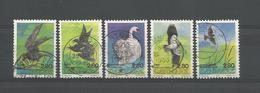 Denmark 1986 Birds Y.T. 876/880 (0) - Danemark