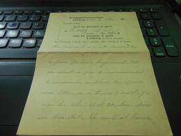 CORRESPONDANCE DE QUATRE PAGES D'UN PRISONNIER FRANçAIS AU CAMP DE LIMBURG LAHN DU 15 OCT 1916 CAPORAL INFIRMIER - Weltkrieg 1914-18