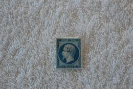 N 15-  Napoléon 25 Cts Bleu - 1853-1860 Napoléon III