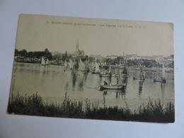 BASSE-INDRE - Les Régates Sur La Loire Ref A0097 - Basse-Indre