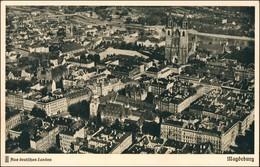 Ansichtskarte Magdeburg Luftbild 1932 - Ohne Zuordnung