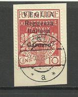 Fiume - Veglia 1920 - MI. 29 II, Used - Occupation 1ère Guerre Mondiale