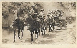 Grande-Bretagne - England - Ambulance Waggon Gully - Dardanelles - 1915 - Angleterre - Anglais - - Altri