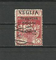 Fiume - Veglia 1920 - MI. 29 I, Used - 8. WW I Occupation