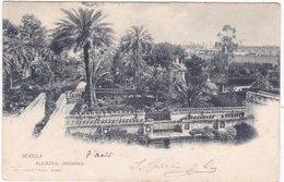 PN - Sevilla - Alcázar, Jardines (1902) - Sevilla