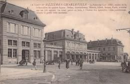 08 MEZIERES CHARLEVILLE : La Nouvelle Gare - Charleville
