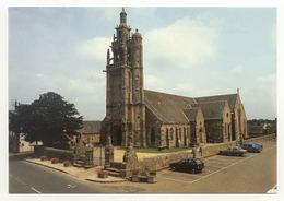 22 – PLOUBEZRE : L'église St-Pierre Et Le Mur D'enclos N° 11362 - Autres Communes