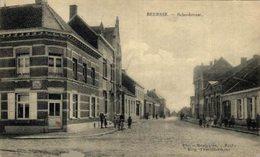 BEERSSE BEERSE   SCHOOLSTRAAT  ANTWERPEN ANVERS BELGIË BELGIQUE - Beerse