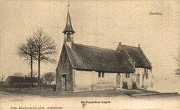 BEERSSE BEERSE  Beersse - St. Cornelius Kapel  ANTWERPEN ANVERS BELGIË BELGIQUE - Beerse