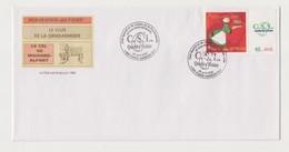 Lettre 20 G Anniversaire Bécassine + Vignette Le Club De La Gendarmerie C.L.S.G De Maisons-Alfort 40 Ans / 2006 - Personnalisés