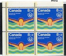 C- 772  Canada 1975 Scott# B4** (cat.$2.25) - Unused Stamps