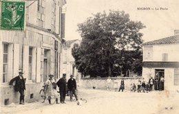 MIGRON (17 Charente Maritime)  La Poste Et L'épicerie - Autres Communes