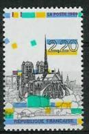 2582** Cathédrale Notre-Dame De Paris - France