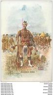 """WW Série L.V.C Par Léon Hingre 1915. Edition """" Le Gaulois """" Bergougnan. ECOSSAIS PIPER - Regiments"""