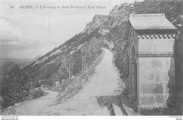 WW 48 MENDE. Ermitage De Saint-Privat Et Mont Mimat - Mende