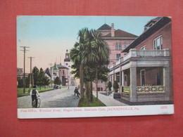 Post Office Windsor Hotel  Hogan Street     Jacksonville  Florida   Ref 3982 - Jacksonville