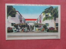 Patio  Apartments     Florida > West Palm Beach   Ref 3982 - West Palm Beach