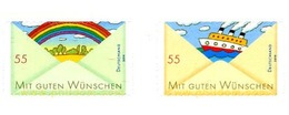 Ref. 258857 * MNH * - GERMAN FEDERAL REPUBLIC. 2011. STAMPS WITH MESSAGE . SELLOS CON MENSAJE - Editores