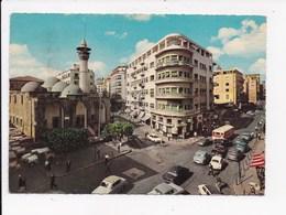CP LIBAN SYRIE BEYROUTH Mosquée D'Emir Mansour Assaf à La Rue Weygand - Líbano