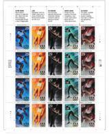 USA 1994 Lillehammer Olympic Games Souvenir Sheet MNH/** (LARGE-H30) - Winter 1994: Lillehammer