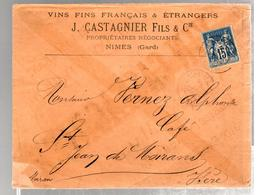30692 - VINS FINS - Postmark Collection (Covers)