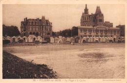 14-VILLERS SUR MER-N°T1205-C/0047 - Villers Sur Mer