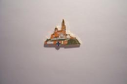 MARSEILLE  - NOTRE-DAME DE LA GARDE  - RELIGION - Signé Gavroche  - ( Pas De Reflet Sur L'original ) - Città