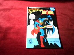 SUPERMAN ET BATMAN  (1983 )  N° 1  KIDNAPPE   //  6 AVENTURES DE LA CELEBRE EQUIPE - Superman