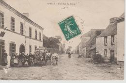 SPEZET Une Rue Du Bourg (belle Animation ) - Sonstige Gemeinden