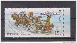 Russia 2013 Europa CEPT  MNH** - Ongebruikt
