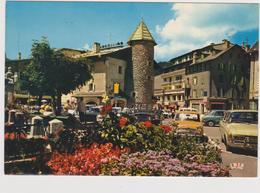 Megeve La Vieille Tour (voitures) - Megève