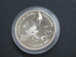 ESSAI - 1er Janvier 2002 - Naissance De L'Euro Fiduciaire   **** EN ACHAT IMMEDIAT **** - EURO