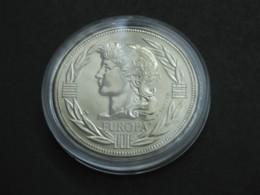 Médaille EUROPA  Projet De L'Ecu 1987   **** EN ACHAT IMMEDIAT **** - EURO