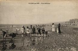 VILLERS SUR MER -14- EBATS ENFANTINS - Villers Sur Mer