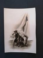 Photo Originale. Waléry. Danseuse De Revue. - Photographs