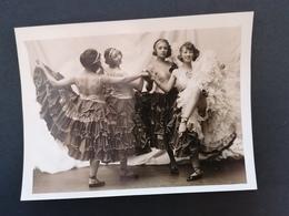Photo Originale. Waléry. Danseuse De Revue. - Foto