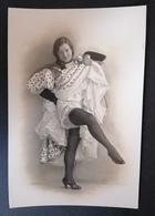 Photo Originale. Waléry. Danseuse De Revue. French Cancan. . - Foto