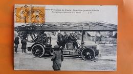 Sapeurs Pompiers De Paris - Nouvelle Grande Echelle - Sapeurs-Pompiers